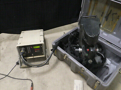 Geomix Smx Tracker Model 4000 Laser Measurement System Wcasecontrol Unit