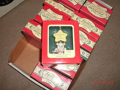 1991 Carlton Cards CHRISTMAS CUTIE(Granddaughter's First Christmas)Ornament ()
