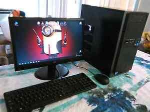 Quality Intel Core2 3.06ghz Desktop Computer Cameron Park Lake Macquarie Area Preview