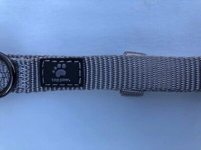 TOP PAW ADJUSTABLE DOG COLLAR, SMALL (Top Paw Adjustable Dog Collar)