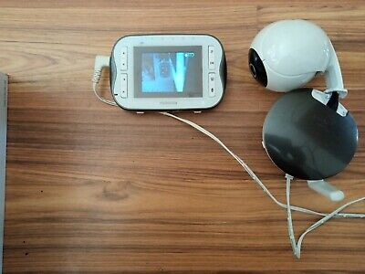 Motorola MBP41S Digital Video Baby Monitor