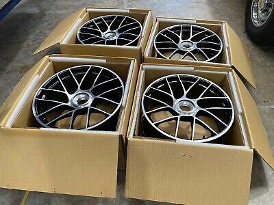 "Porsche 911 Center Lock wheels OEM 20"" Turbo S NEW!!"