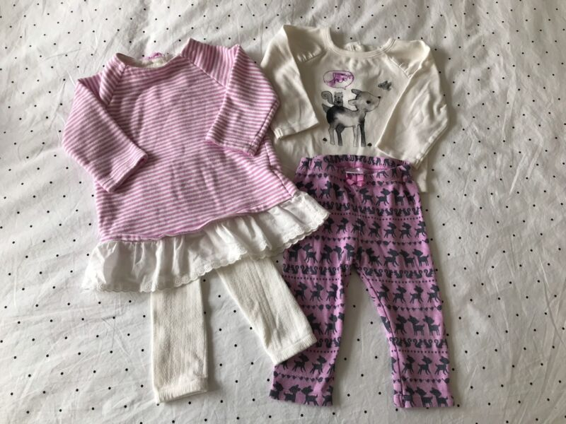 5d2c5c857 23 Piece Lot of Baby Girl Winter Clothes 12-18 Months – Baby Clothes