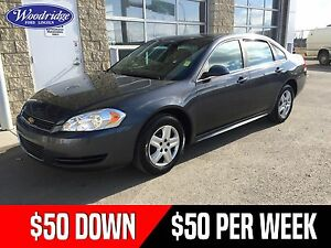 2011 Chevrolet Impala LS 50/50 SALE! AUTO, V6, NO ACCIDENTS