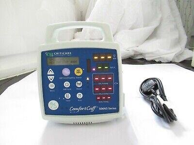 Csi Criticare 506n3 Rev 5 Comfortcuff Portable Patient Nibp Spo2 Bp Monitor Uk