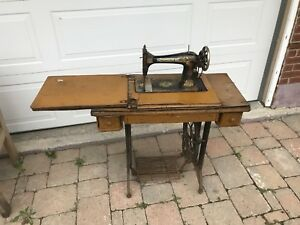 Vintage Singer ja719088 Sewing Machine