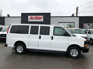 2016 Chevrolet Express 3500 12 PASSENGER fin or lease from 5.99%