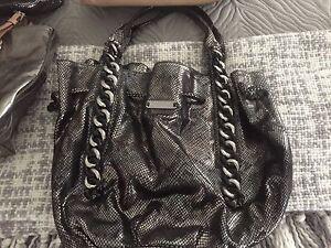 Micheal Kors Runway collection rare purse Tote bag