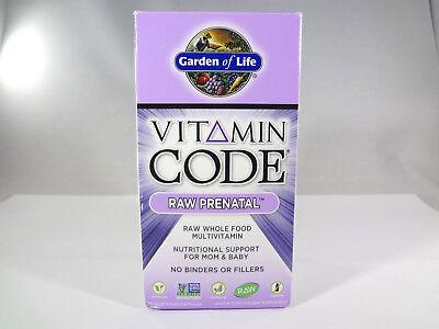 Garden of Life - Vitamin Code Raw Prenatal Multivitamin - 90 Veg caps{VS-G}