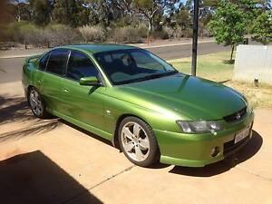 2002 Holden Commodore Sedan VY SS V8 Hannans Kalgoorlie Area Preview