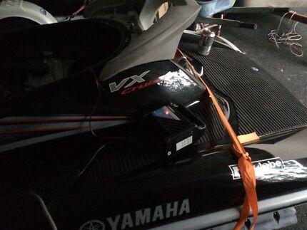 2007 VX 110 Yamaha Cruiser