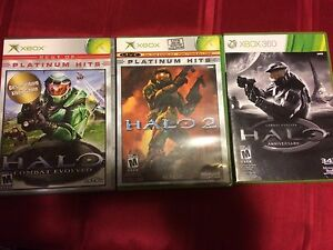 Halo Games for Xbox 360