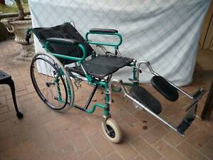 reclining wheelchair solid wheels Concord West Canada Bay Area Preview