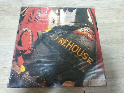 FIREHOUSE - Hold Your Fire 1992 KOREA LP 12