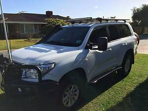 2008 Toyota LandCruiser Wagon Waikiki Rockingham Area Preview