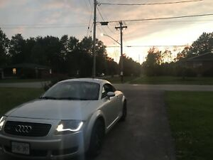 2000 Audi TT Quattro low km's!!! Price drop!