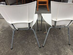 Cafe chairs Adamstown Newcastle Area Preview