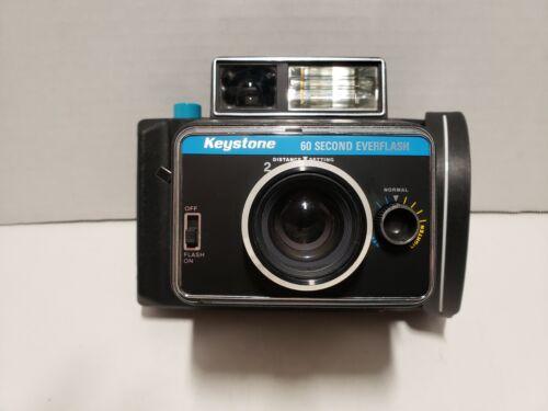 Keystone Berkey Model 800 60 Second Everflash Camera (Sold As Is)