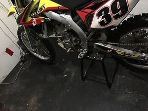 2013 rmz 450 decked out