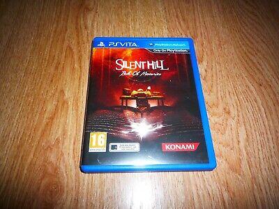 Silent Hill Book of Memories PS VITA (EU English Edition)  comprar usado  Enviando para Brazil