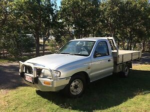 2004 Mazda B2600 Ute Manly Brisbane South East Preview