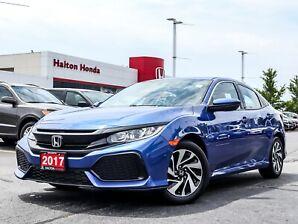 2017 Honda Civic LX|ONE OWNER