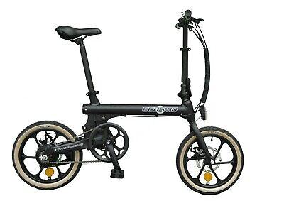 Ebike Bicicleta Eléctrica 40.6cm Aleación Ciudad Bicicleta Disco 250W 36V 7.8AH