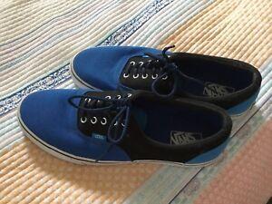 20729ceb61eac9 Men s US 13 Vans shoes   47  Sandshoes   47  Joggers   47  Blue   47 ...