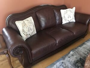 Love seat and 3 seater
