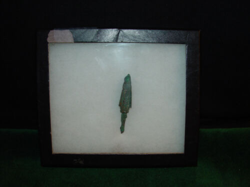 Middle Bronze Age Circa 1500 BC - Bronze Arrowhead from Holy Land