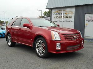 Cadillac SRX4 2009 ***CUIR,MAGS 2 POUCES,TOIT PANO***