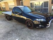 2010 Falcon XR6 50th anniversary/ tray pack Wanneroo Wanneroo Area Preview