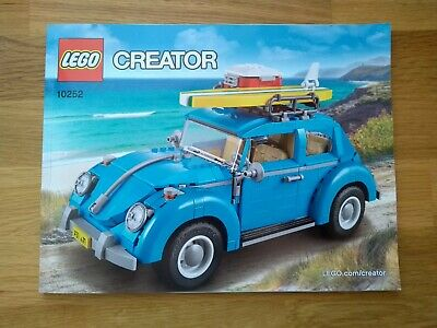 LEGO Creator Expert 10252 Volkswagen Beetle