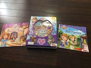 Disney's Sofia the First book set