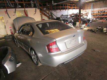 SUBARU LIBERTY 2005 NOW WRECKING SPARES AT ALL PARTS AUTO Smithfield Parramatta Area Preview