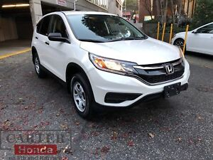 2015 Honda CR-V LX + YEAR END CLEAROUT!