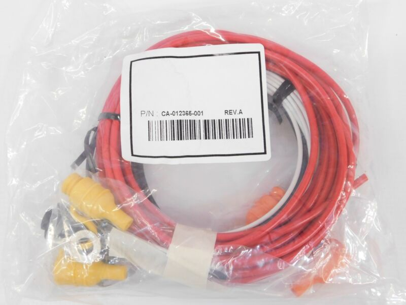 Harris Macom M7300 M5300 Mobile Radio Power Cable CA-012365-001 (many available)