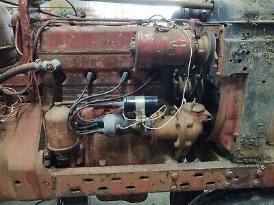 Ih Farmall C-169 Engine Fits Super H Sh H 300 350