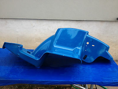 New Holland Tractor Fender Fiberglass Right Hand Assembly Deluxe Pn 86526887