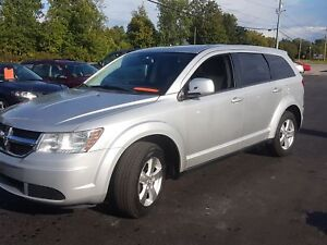 2009 Dodge Journey dvd fwd safetied SXT