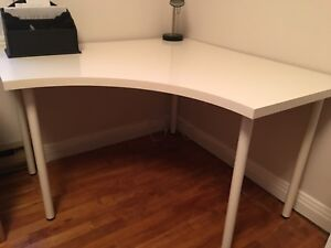 Ikea white desk kijiji in greater montréal. buy sell & save