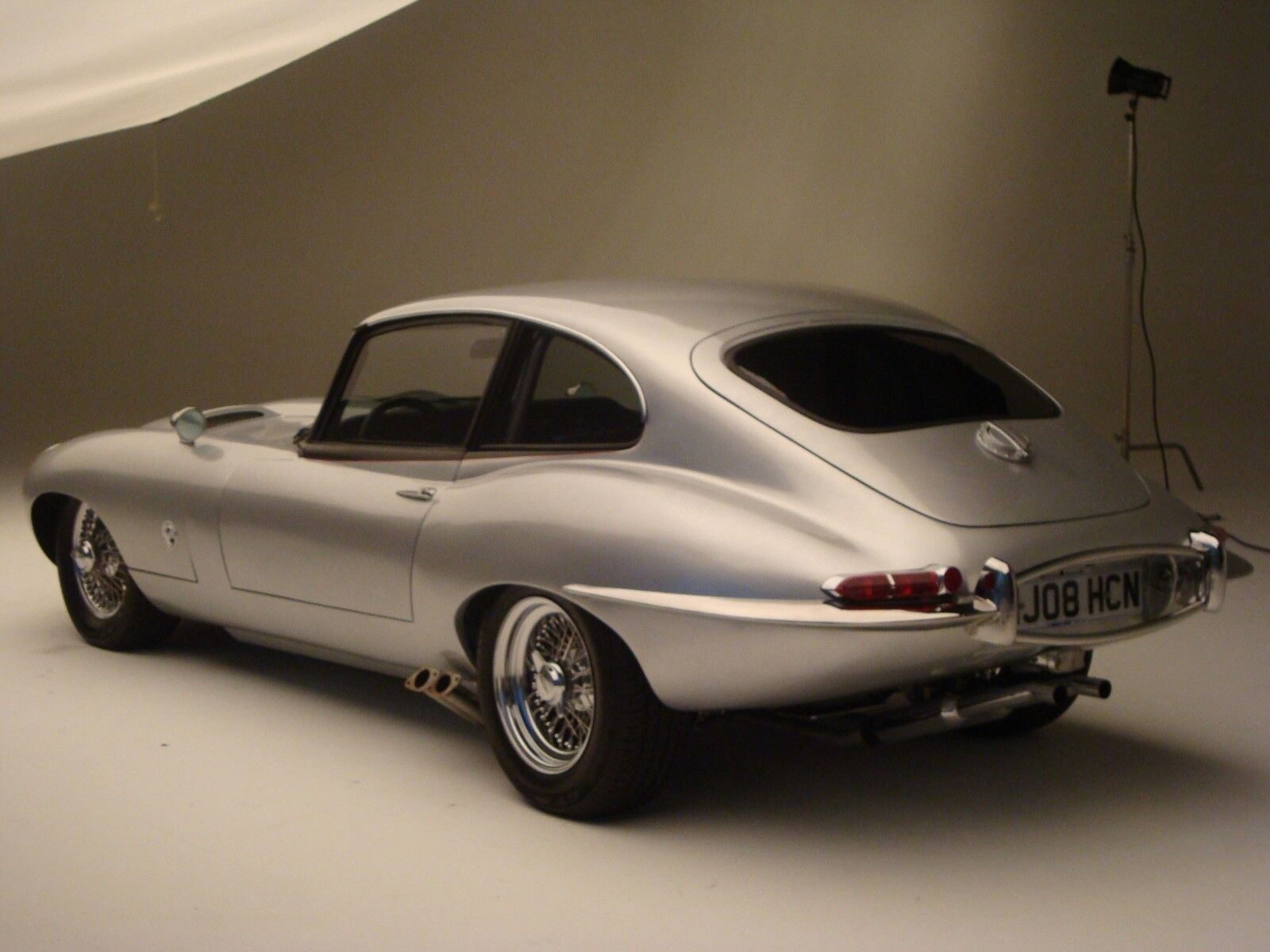1969 Jaguar E-Type coupe 1969 XKE Etype 2+2