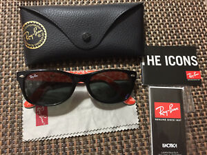 Rayban Authentic Sunglasses Almost New Unisex