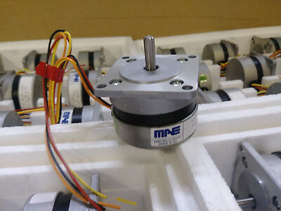 Ametek Mae Stepper Stepping Motor Nema-23 4-wire 44 Oz-in Bipolar