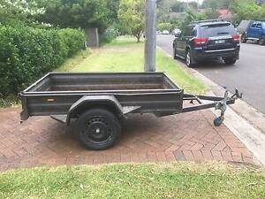 Box Trailer 7x4 East Lindfield Ku-ring-gai Area Preview