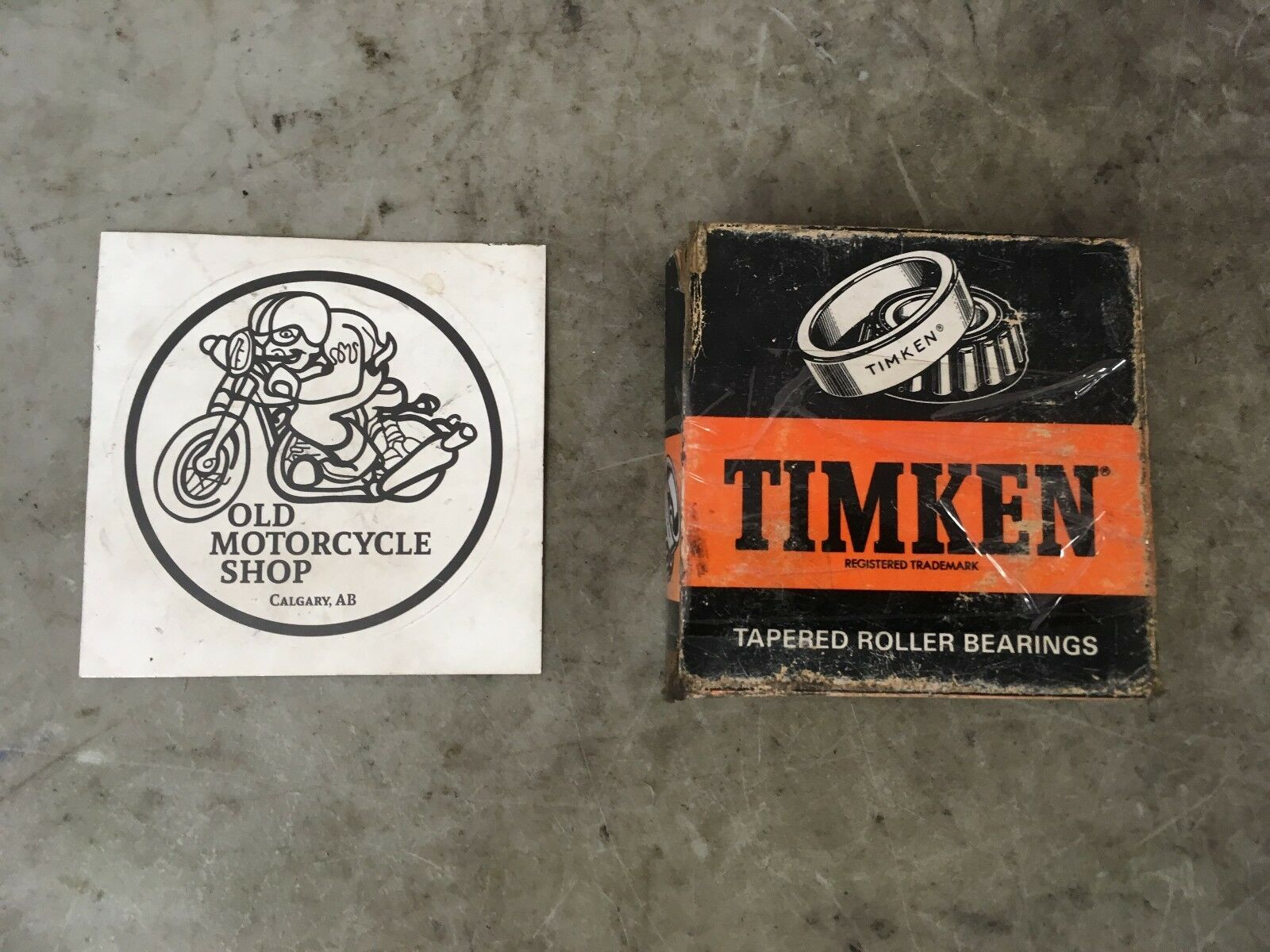 TIMKEN TAPERED ROLLER BEARINGS LM603049