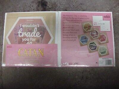Catan - Accessories Valentine's Pack - 6 pack (Quantity 2) - Valentine Accessories
