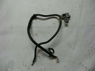 2011 Ford Focus 5DR Mk3 1.6 TDCI - NEGATIVE BATTERY WIRE CABLE LOOM AV6N-10C679