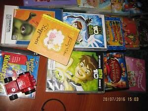 kids dvds plus books etc Lane Cove Lane Cove Area Preview