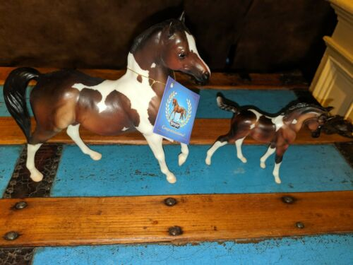 Breyer Web Special Classic set Julien and Sophia HTF!